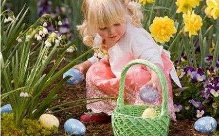 Poesie Pasqua 2011 bambini