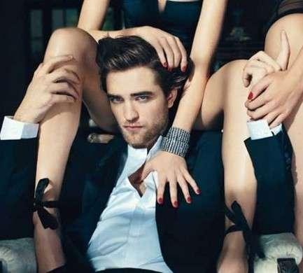 Robert Pattinson per Details: il vampiro appassionato di Marc Jacobs