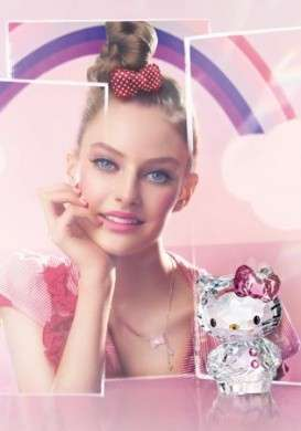 Swarovski lancia la linea Hello Kitty