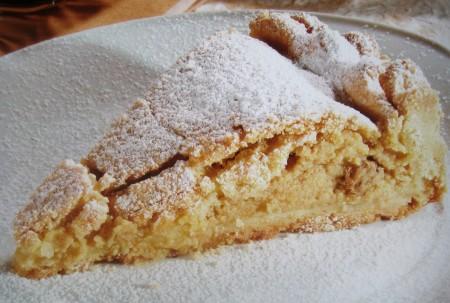 Ricette light: torta al miele