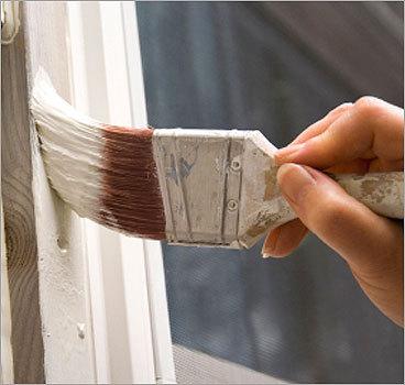 Fai da te: come dipingere una porta
