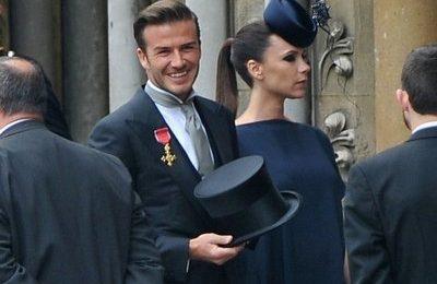 Victoria Beckham: trucco e capelli alle nozze reali