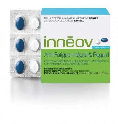 Antiage, pelle più giovane con Inneov anti-fatigue integral