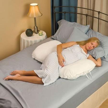 Dormire gravidanza cuscino