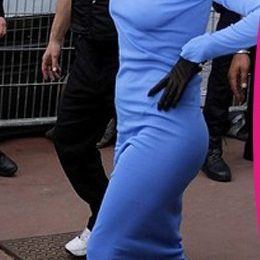 Lady Gaga sceglie ancora lo stile Thierry Mugler
