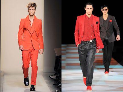 Maschi: in rosso, seducono meglio le donne!