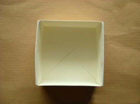 Origami Semplici Realizzare Una Scatola In Carta Pourfemme