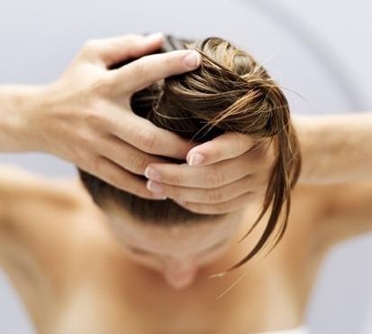 Scrub per i capelli