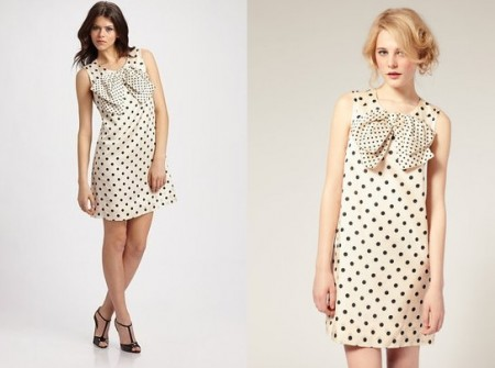 Sonia by Sonia Rykiel mini dress