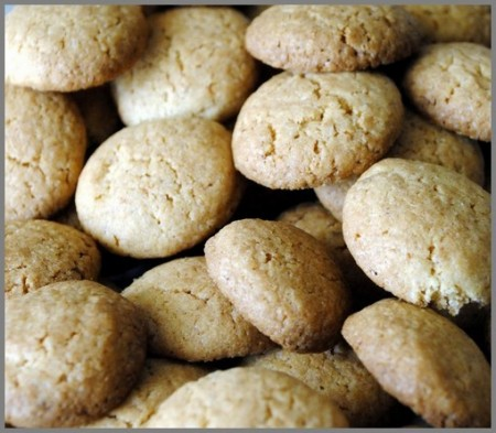Ricette leggere: i biscotti con gli albumi