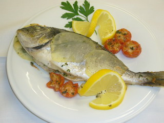 branzino forno pesce cottura