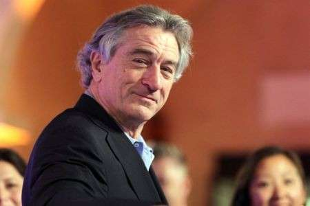 Cannes 2011 Robert De Niro