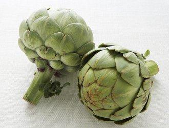 Probiotici, carciofi e olive a base di fermenti