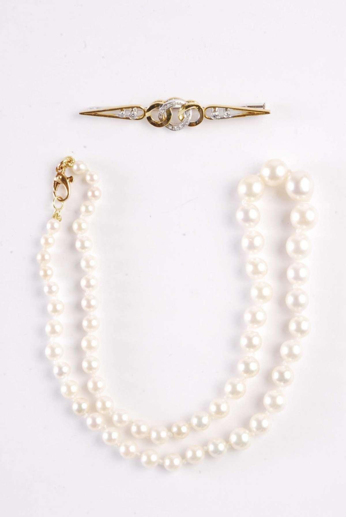 I modelli di collane di perle adatti ad ogni occasione [FOTO]