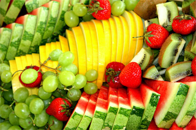 dieta frutta fresca macedonie