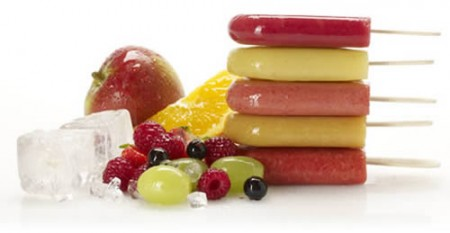 Idea fai da te: come realizzare dei freschi ghiaccioli alla frutta