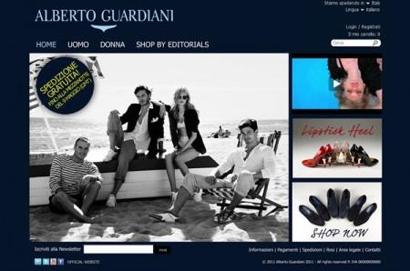 guardiani shop online