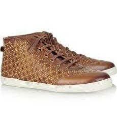 Scarpe Gucci: le sneakers borchiate