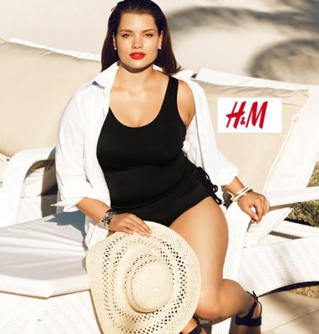 H&M: la linea curvy celebra le donne formose