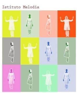 Versatili e di qualità gli abiti della collezione Istituto Melodia, giovani designers romane