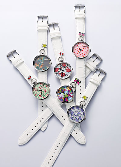 Kenzo: arrivano gli orologi by Antonio Marras