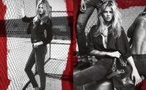 Lara Stone protagonista della nuova linea di intimo di Calvin Klein