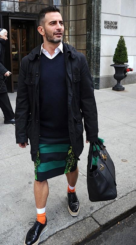 Marc Jacobs e la sua passione per la nuova collezione Prada!