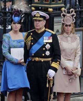 matrimonio will e kate figlie ferguson peggio vestite