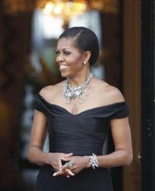 Michelle Obama: altri look del viaggio in Inghilterra