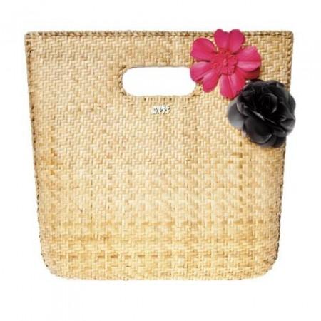Miss Sixty: la borsa in paglia per un'estate easy-chic