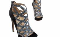 Scarpe Nicholas Kirkwood: 13 centimetri di luce pura