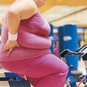 Obesità, i problemi di peso sono contagiosi