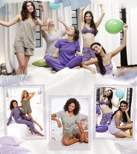 Tempo libero: come organizzare un pigiama party con le amiche