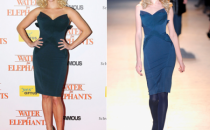 Reese Witherspoon in Zac Posen alla premiere di Water for Elephants a Sydney