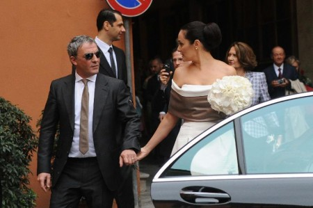 Roberta Capua sposa in segreto Stefano Cassoli