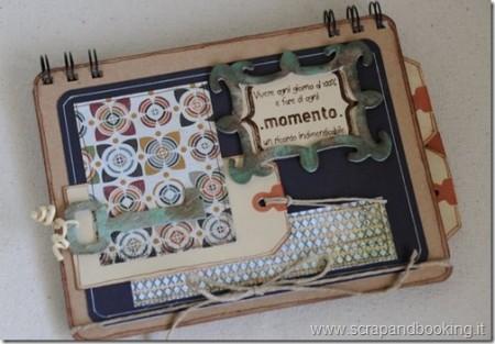 scrapbooking album regalo