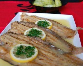Ricette light: pesce al vermouth