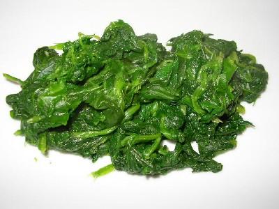 Ricette light e veloci, gli involtini di spinaci