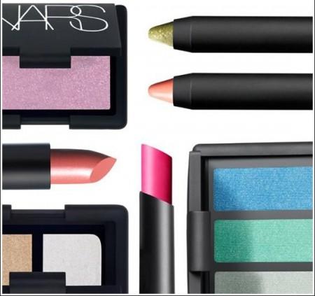 NARS Make up: collezione estate 2011. Fate il pieno di colore!