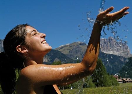 Terme di montagna del Trentino per rilassare il vostro corpo in totale relax