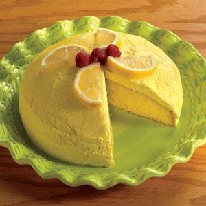 Ricette light: torta al limone leggera