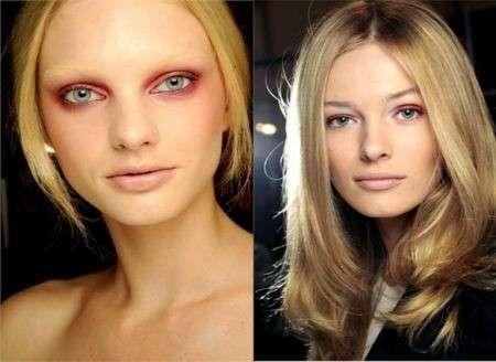 Trucco smokey rosso: come riprodurre i look trendy delle sfilate