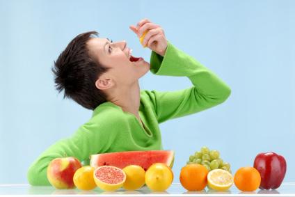 Alimentazione corretta frutta verdura stagione