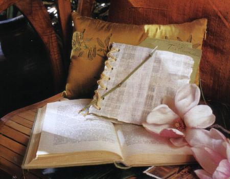 Carta di papiro fai da te