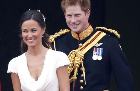 Pippa Middleton principe Harry