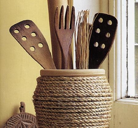 Porta utensili cucina fai da te3