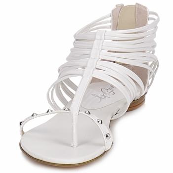 I nuovi sandali Dominitille di Miss Sixty, flat ma glamour!