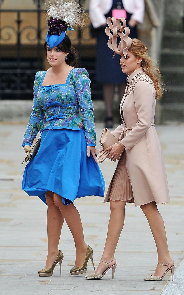 Eugenie e Beatrice di York