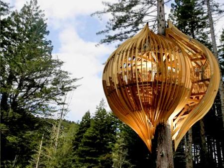 La casetta sull'albero di Suri Cruise vale 100 mila dollari!!