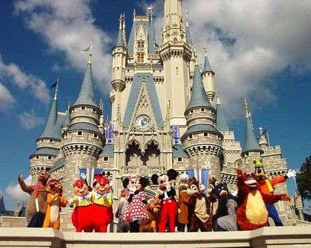Vacanze con i bambini a Disneyland Paris
